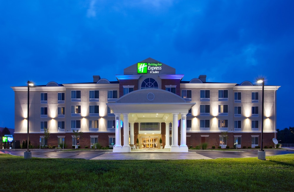 Exterior, Holiday Inn Express Hotel & Suites Dayton South Franklin