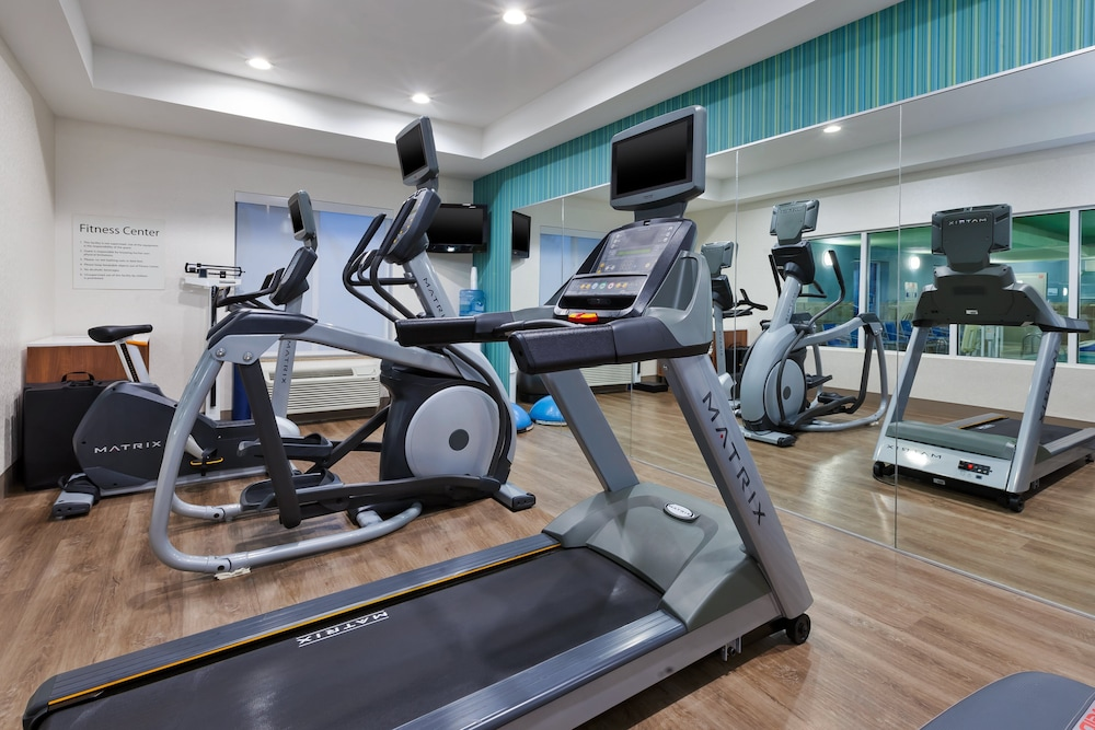 Fitness Facility, Holiday Inn Express Hotel & Suites Dayton South Franklin