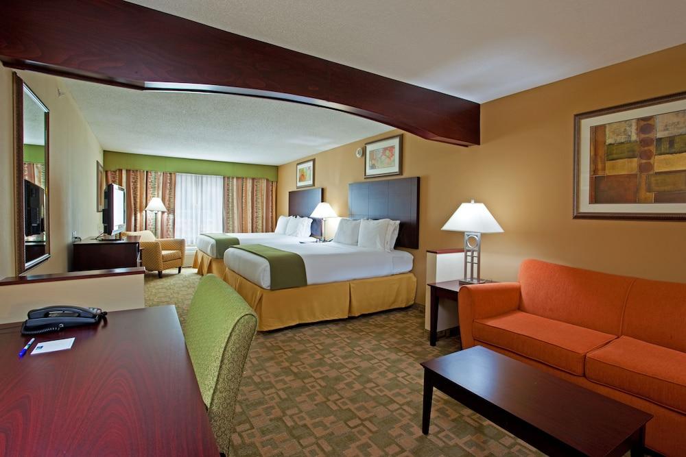 Holiday Inn Express Hotel Suites Dayton South Franklin In Dayton
