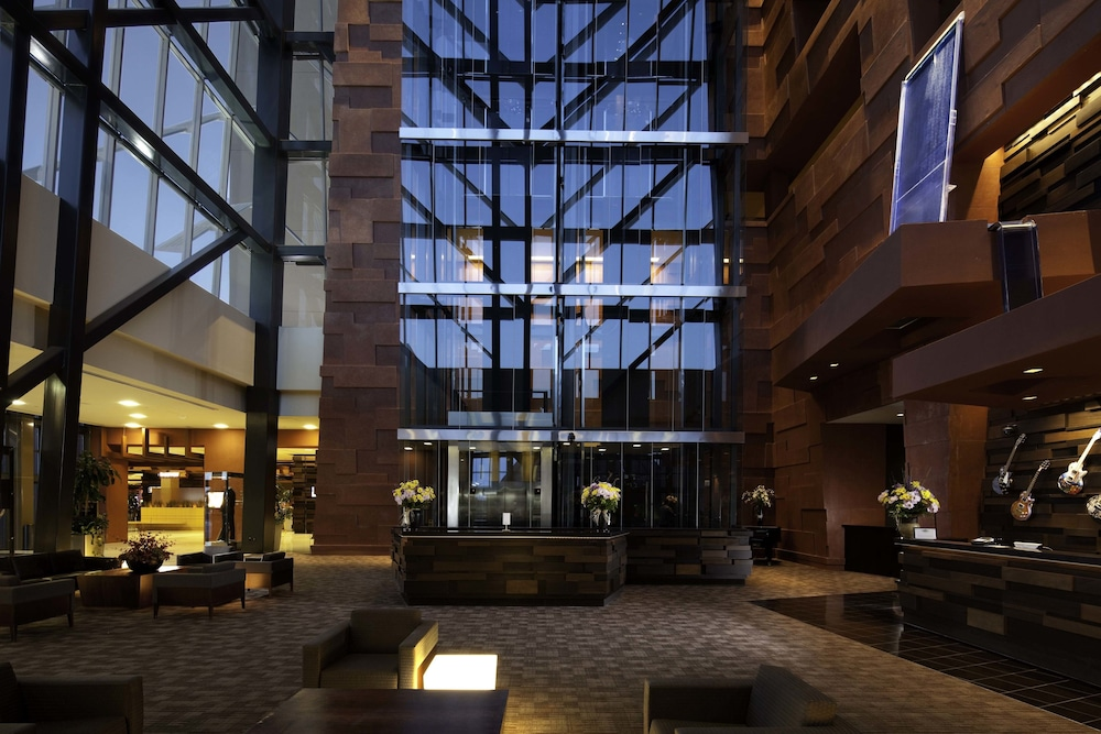 Interior Entrance, Isleta Resort and Casino
