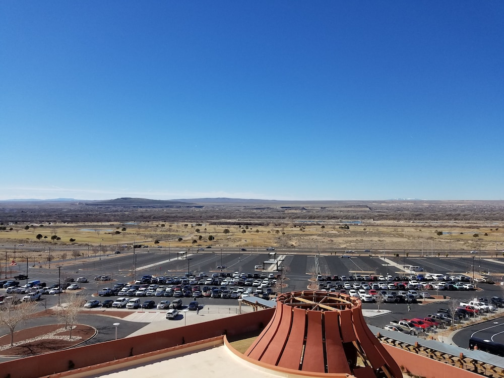 View from Room, Isleta Resort and Casino