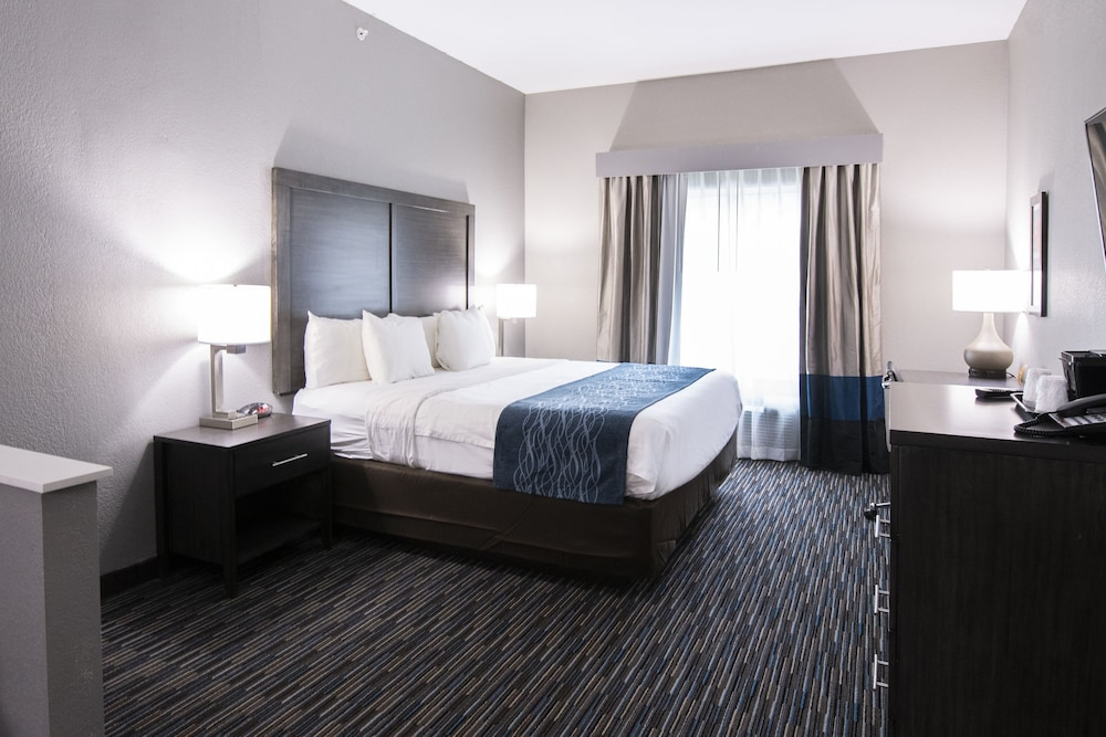 Room, Comfort Inn and Suites Near Medical Center