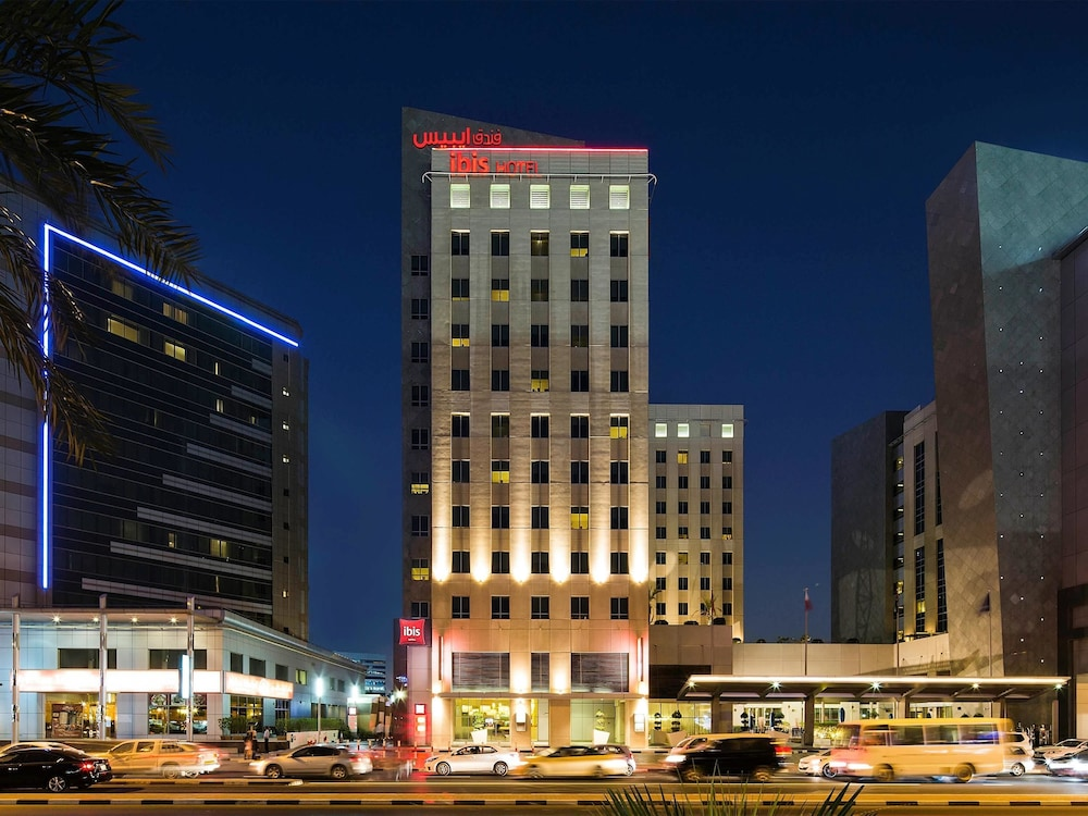 Front of Property, ibis Deira City Centre