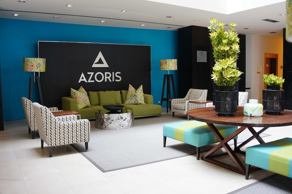 Reception, Azoris Royal Garden