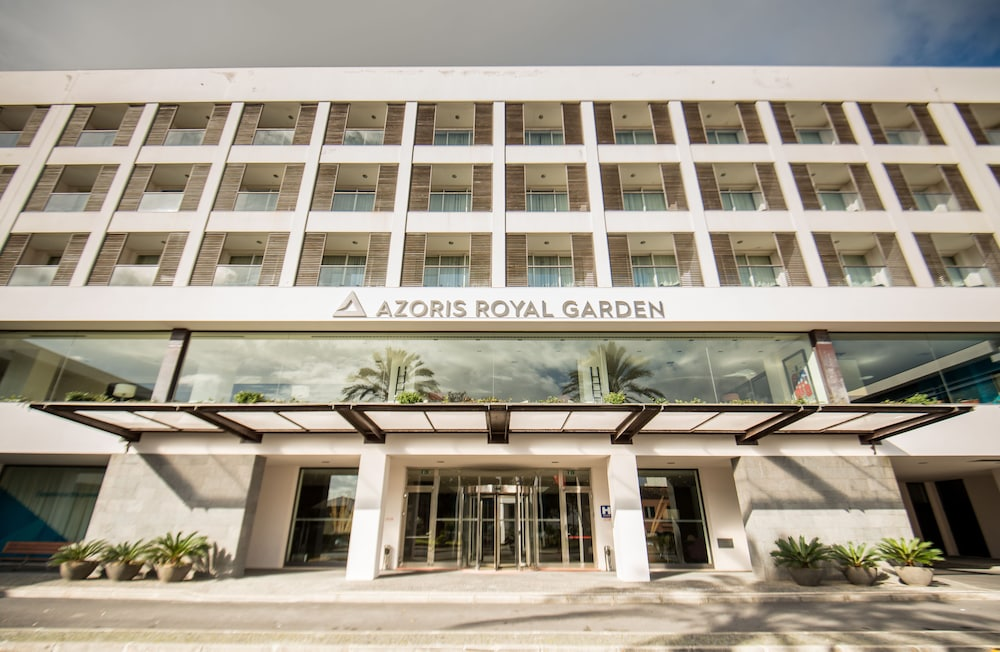 Front of Property, Azoris Royal Garden