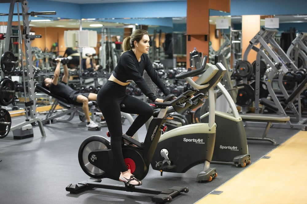 Gym, Rose Rayhaan by Rotana