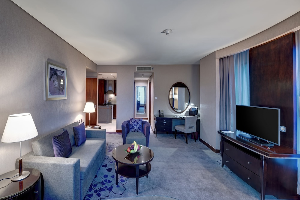 Living Room, Rose Rayhaan by Rotana