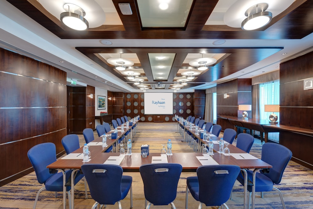 Meeting Facility, Rose Rayhaan by Rotana