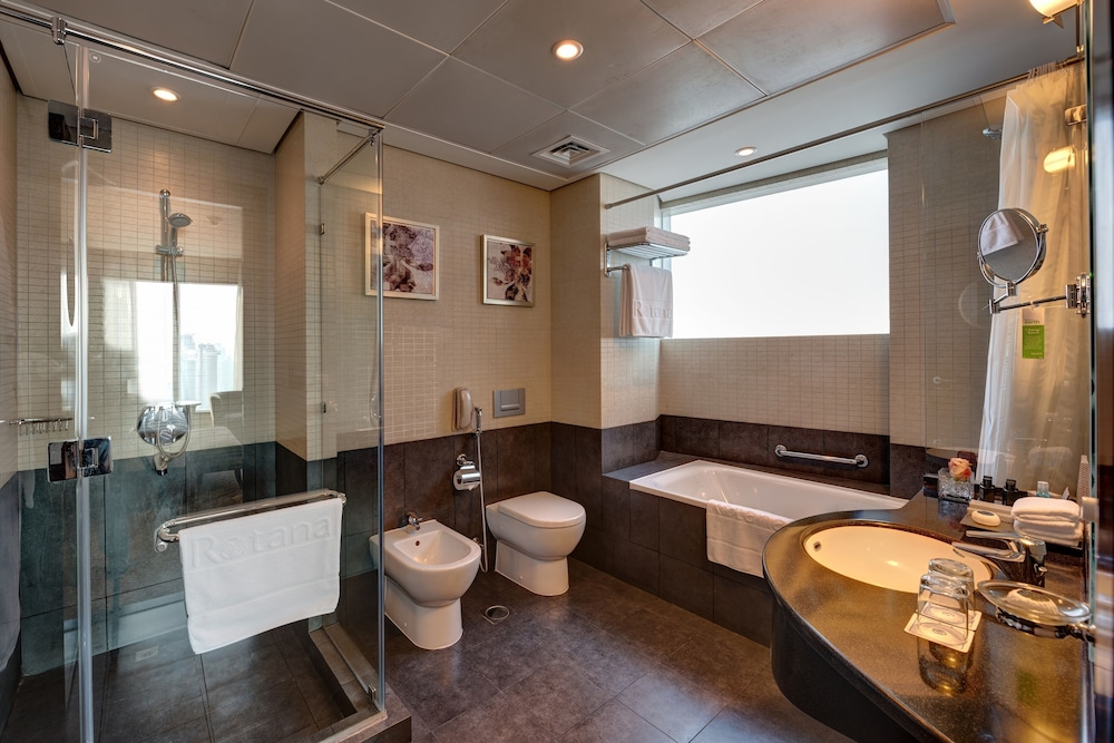 Bathroom, Rose Rayhaan by Rotana