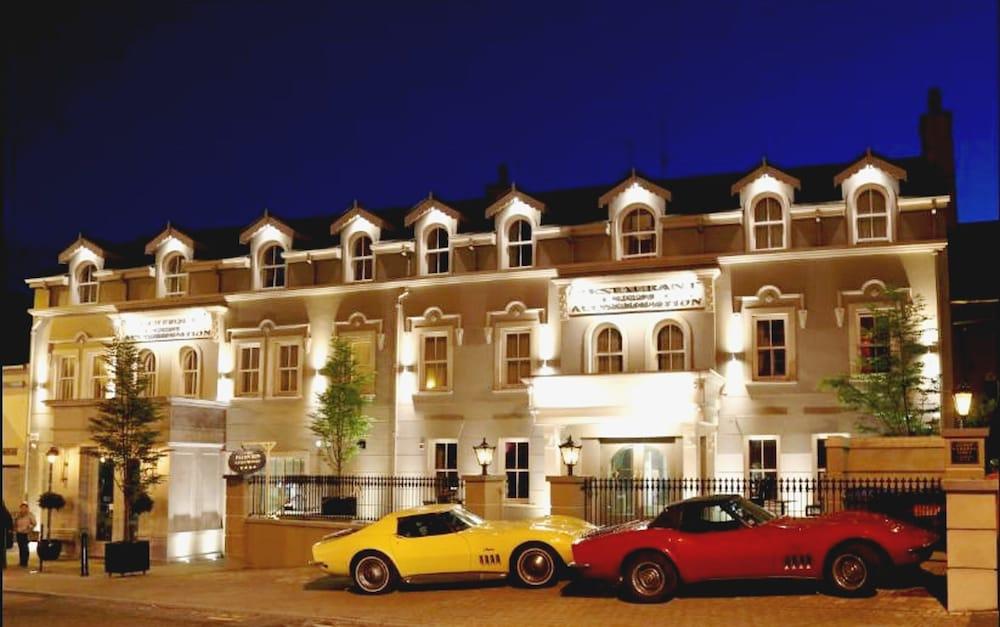 The Fairview Boutique Hotel Deals Reviews Killarney Irl Wotif