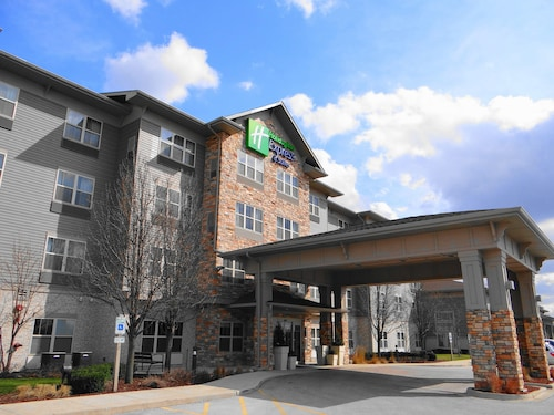 Check Expedia for Availability of Holiday Inn Express & Suites Chicago West-Roselle