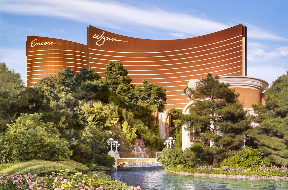 Front of Property, Encore at Wynn Las Vegas