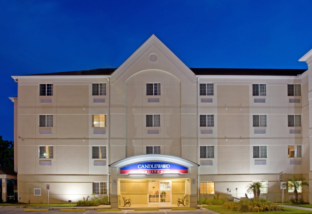 Exterior, Candlewood Suites Houston Medical Center