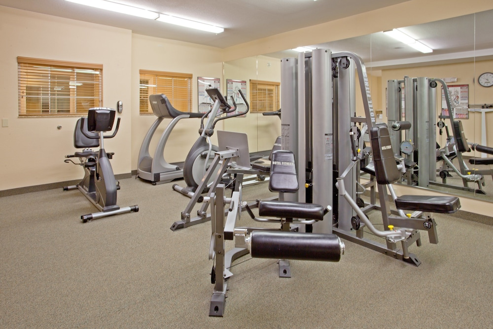 Fitness Facility, Candlewood Suites Houston Medical Center