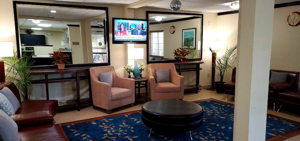 Lobby, Candlewood Suites Houston Medical Center