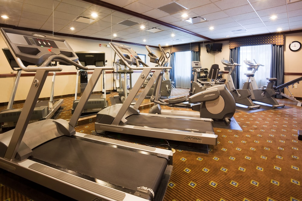 Fitness Facility, Holiday Inn Express & Suites Winona