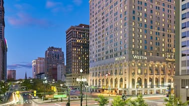 The Westin Book Cadillac Detroit