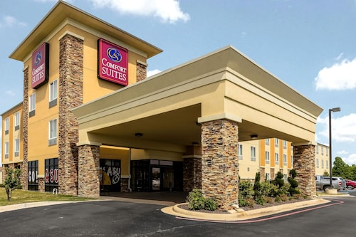 Great Place to stay Comfort Suites Jonesboro near Jonesboro