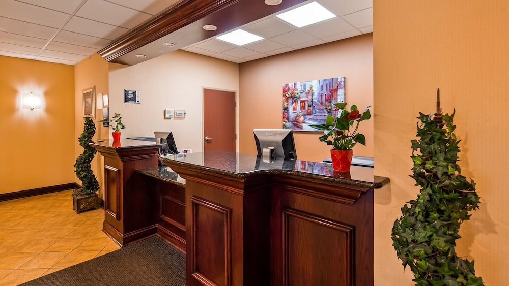 Check-in/Check-out Kiosk, Best Western Plus Victor Inn & Suites