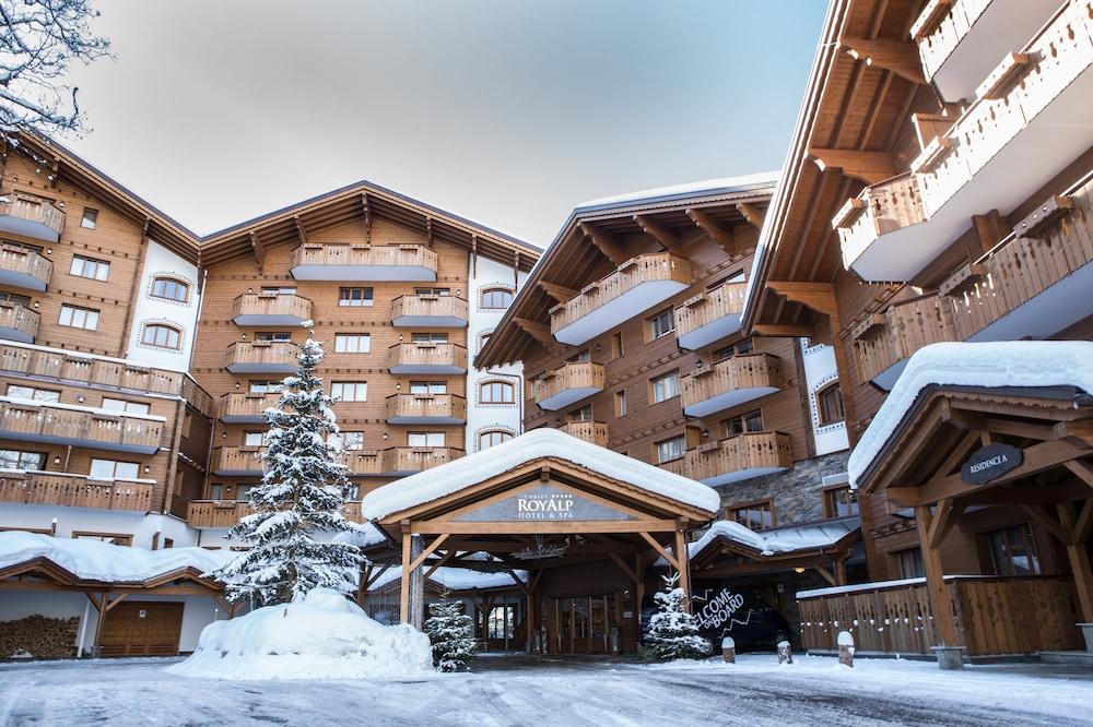 Chalet Royalp Hotel Spa Ollon Hotelbewertungen 2019 Expedia De