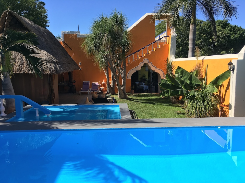 Children's Pool, Hacienda San Pedro Nohpat