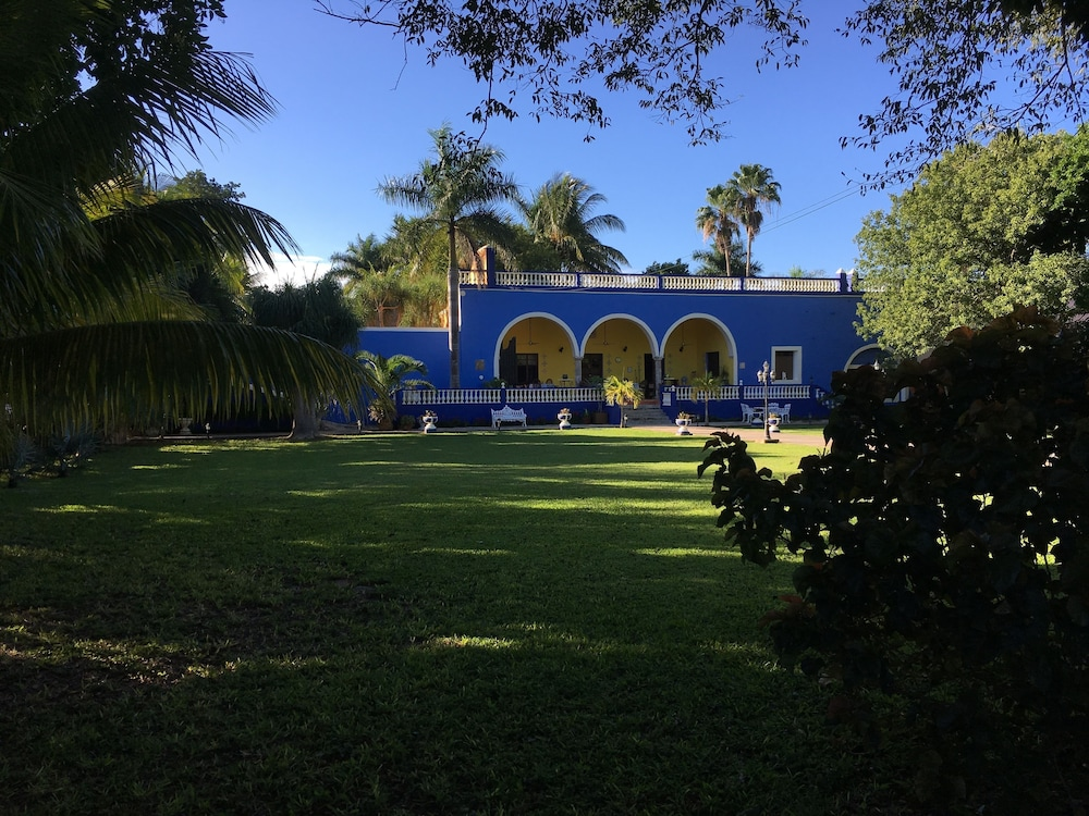 Property Grounds, Hacienda San Pedro Nohpat