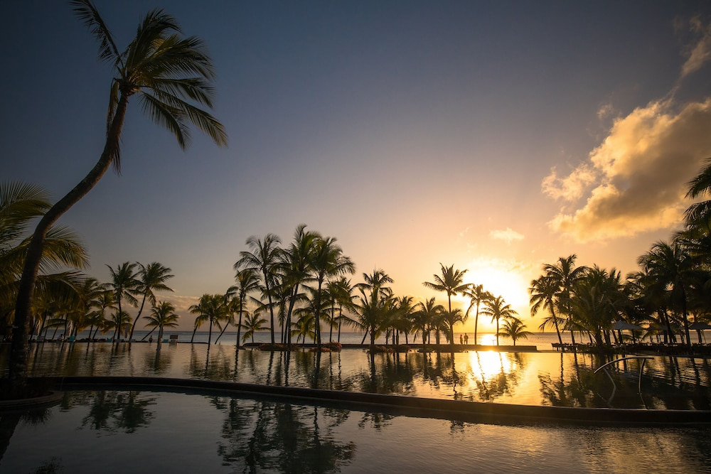 Infinity Pool, Trou aux Biches Beachcomber Golf Resort & Spa