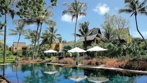 7 piscine all'aperto
