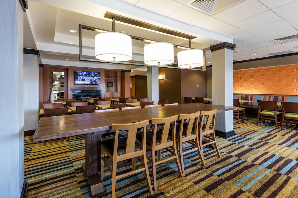 Restaurant, Fairfield Inn & Suites by Marriott Auburn Opelika
