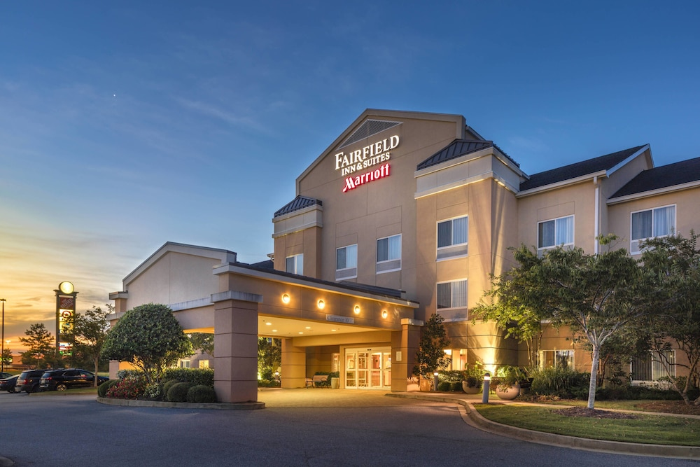 Exterior, Fairfield Inn & Suites by Marriott Auburn Opelika