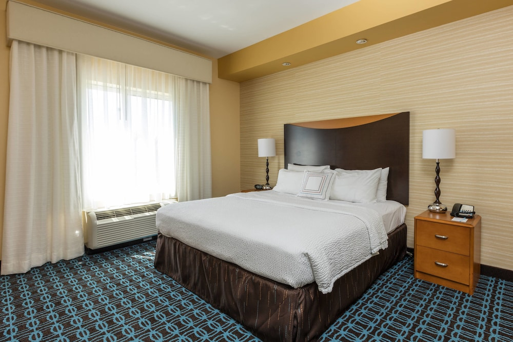 Room, Fairfield Inn & Suites by Marriott Auburn Opelika