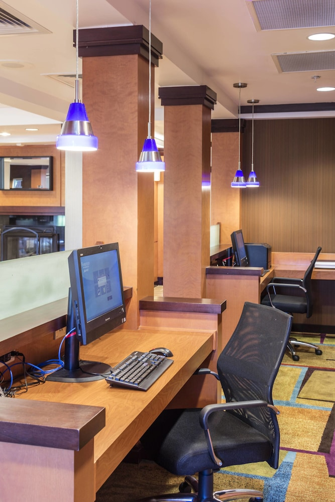 Business Center, Fairfield Inn & Suites by Marriott Auburn Opelika