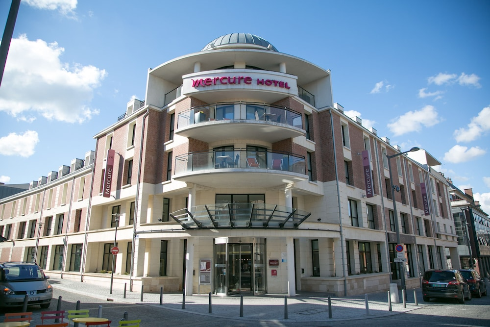 Book mercure amiens cathedrale amiens hotel deals for Hotels in france