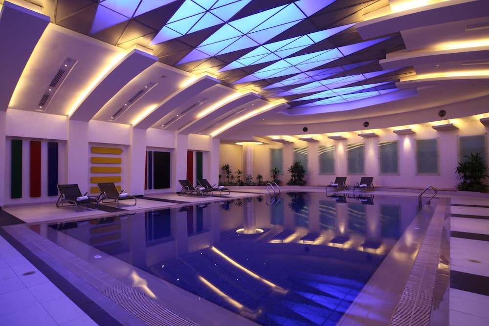 Indoor Pool, Novotel Riyadh Al Anoud
