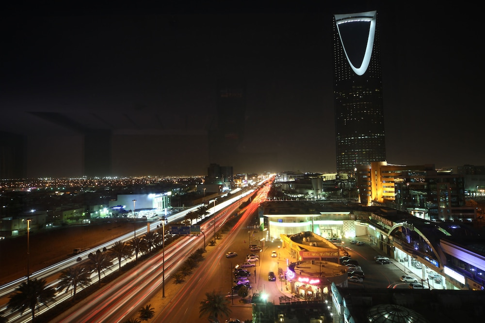 View from Property, Novotel Riyadh Al Anoud