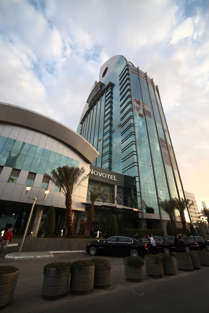 Front of Property - Evening/Night, Novotel Riyadh Al Anoud