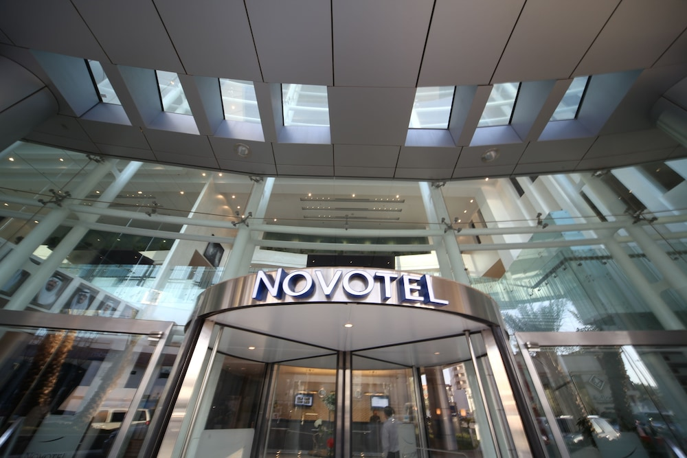 Property Entrance, Novotel Riyadh Al Anoud