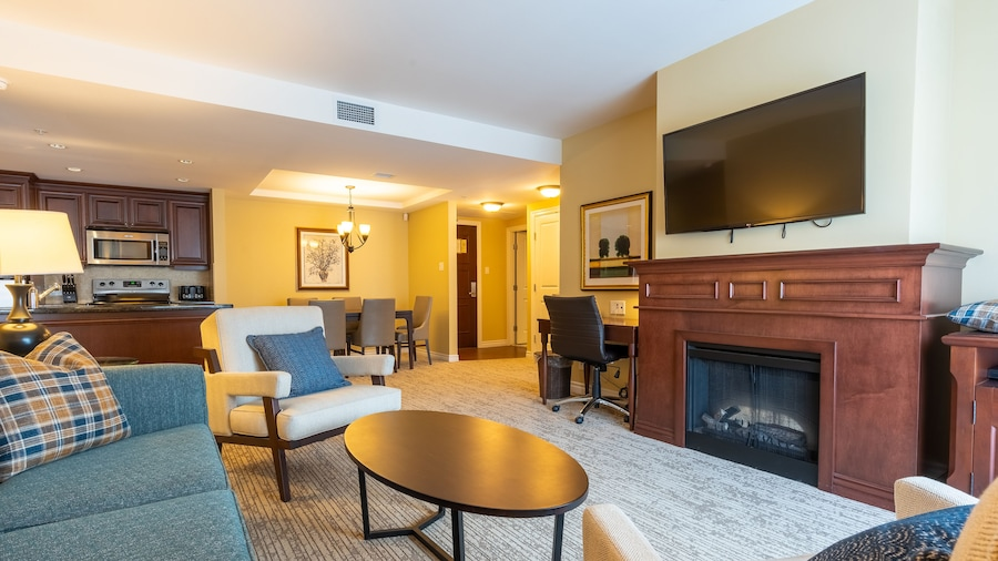 The Residences at Sun Peaks Grand