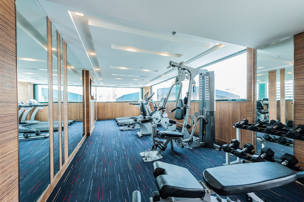 Fitness Facility, Grand Swiss Hotel Sukhumvit 11