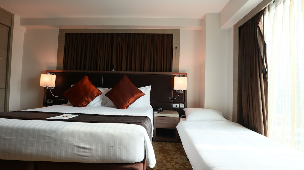 Room, Grand Swiss Hotel Sukhumvit 11