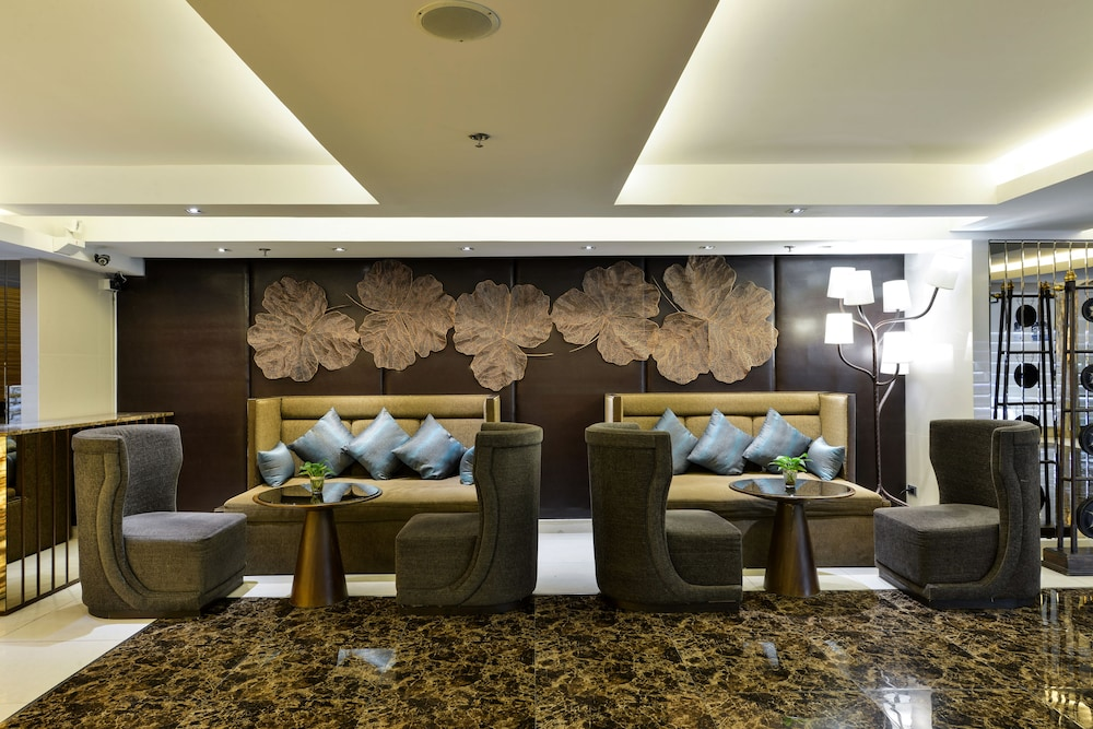Lobby Sitting Area, Grand Swiss Hotel Sukhumvit 11