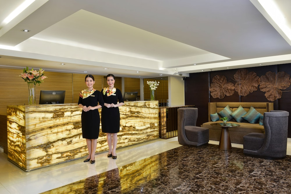 Reception, Grand Swiss Hotel Sukhumvit 11