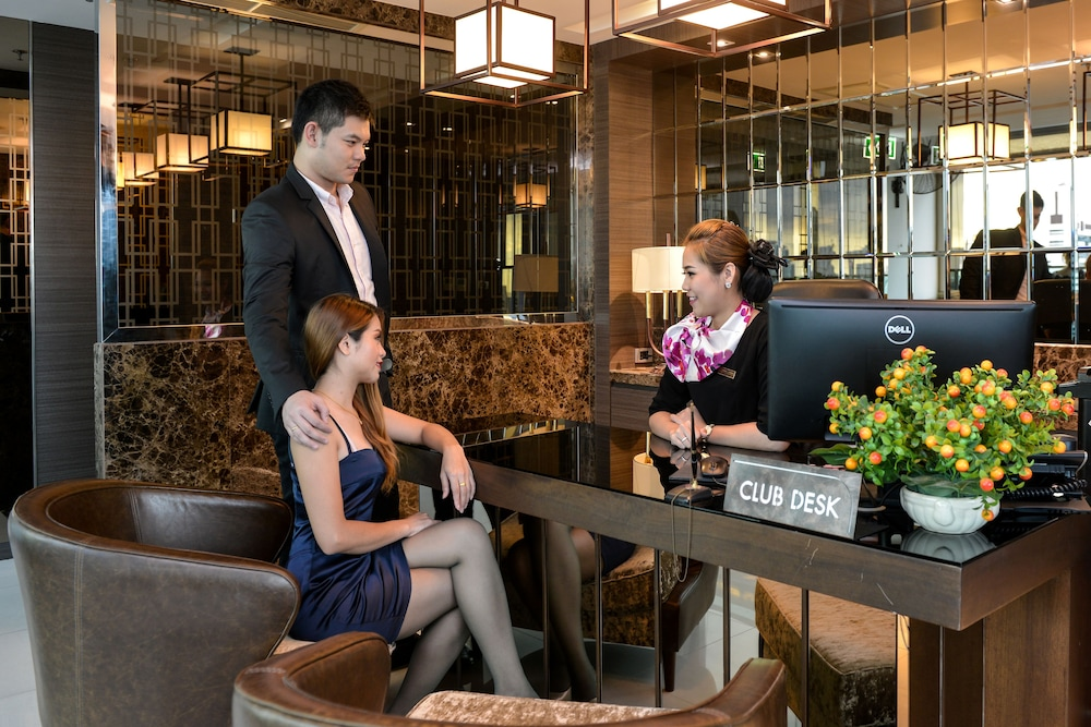 Concierge Desk, Grand Swiss Hotel Sukhumvit 11