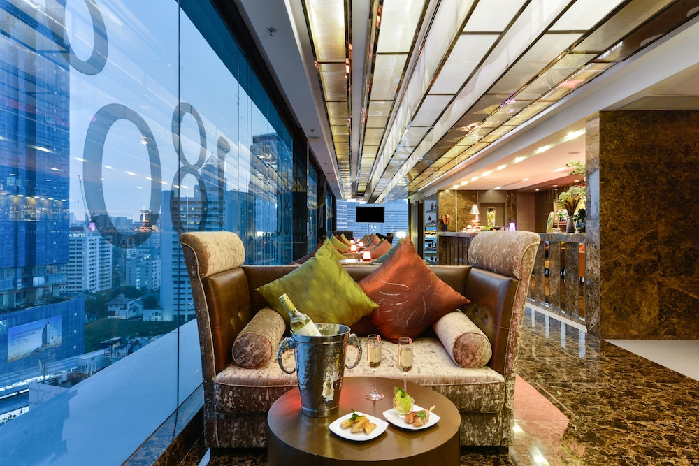 Lounge, Grand Swiss Hotel Sukhumvit 11