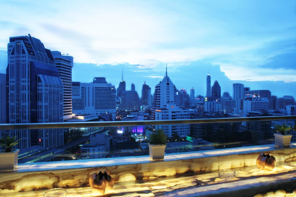 View from Property, Grand Swiss Hotel Sukhumvit 11