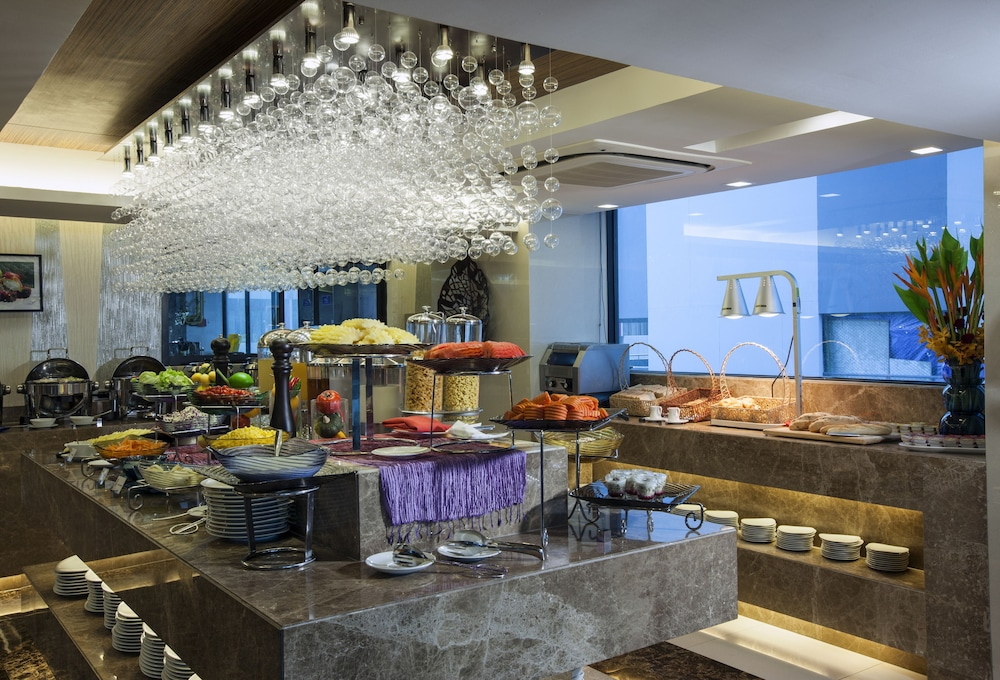 Buffet, Grand Swiss Hotel Sukhumvit 11