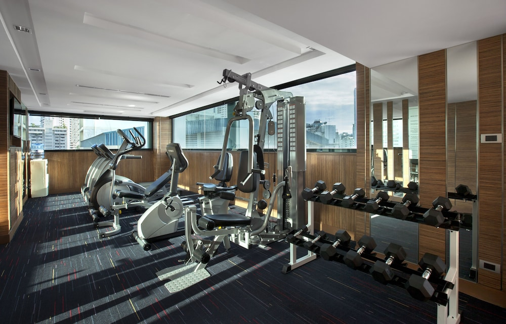 Gym, Grand Swiss Hotel Sukhumvit 11