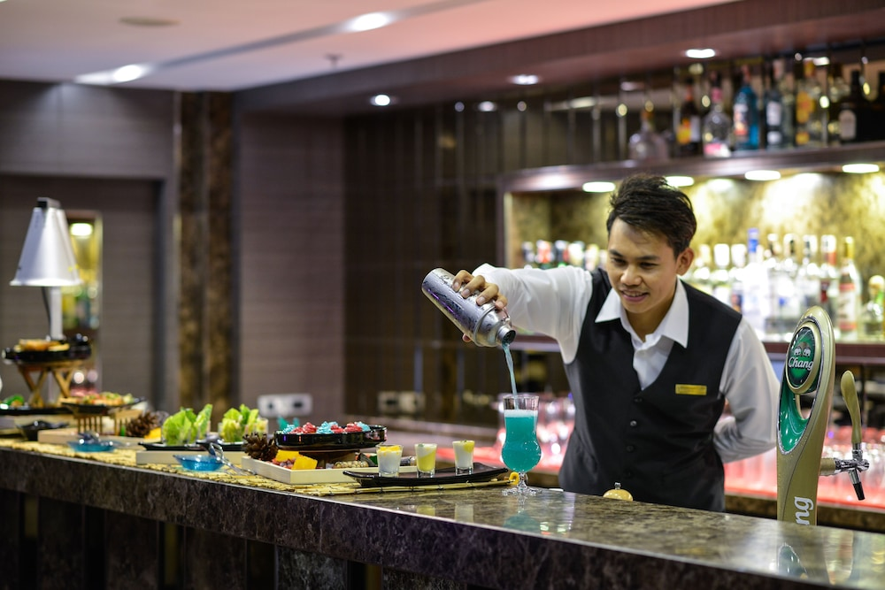 Executive Lounge, Grand Swiss Hotel Sukhumvit 11