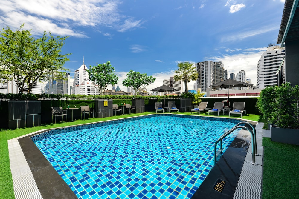 Outdoor Pool, Grand Swiss Hotel Sukhumvit 11