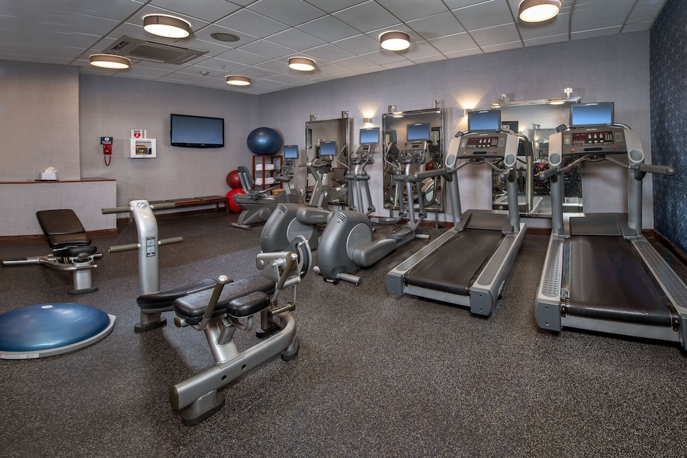 Fitness Facility, Four Points by Sheraton Philadelphia City Center